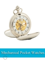 Picture for category Mechanical Pocket Watches