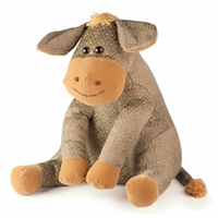 Picture of Burrito the Donkey Doorstop